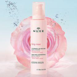 Nuxe Very Rose * Kremowe mleczko do demakijażu* 200 ml