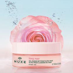 Nuxe Very Rose * Ultraświeża żelowa maska oczyszczająca * 150 ml