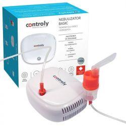Controly Basic * Nebulizator tłokowy dla dzieci i dorosłych * 1 sztuka
