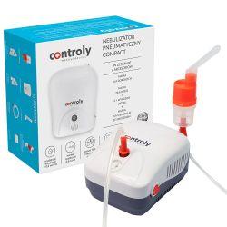 Controly Compact * Nebulizator pneumatyczny dla dzieci, dorosłych i niemowląt * 1 sztuka
