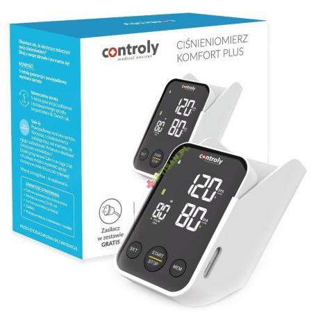 Controly Komfort Plus * Ciśnieniomierz naramienny * 1 sztuka