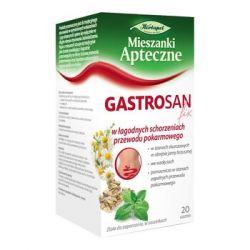Gastrosan fix * Zioła do zaparzania w saszetkach * 20 saszetek x 2g