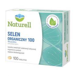 Naturell * Selen organiczny 100 * 100 tabletek