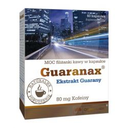 Olimp Guaranax * 80 mg * 60 kapsułek
