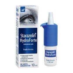 Starazolin HydroForte * Krople do oczu * 10 ml