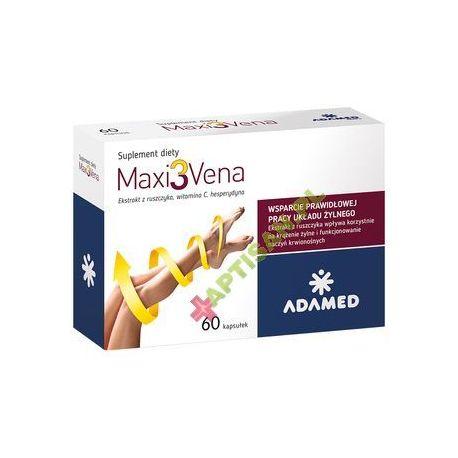 Maxi3Vena * 60 kaps