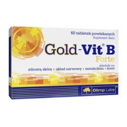 Olimp Gold Vit B Forte * 60 tabletek powlekanych