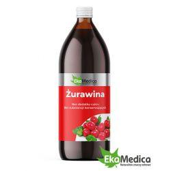 Sok - Żurawina * 1000 ml