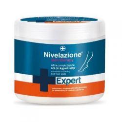 Nivelazione * Skin Therapy Expert * Silnie zmiękczająca sól do kąpieli stóp z kwasami * 650g
