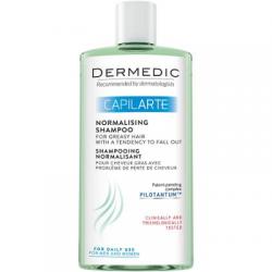 Dermedic Sebu-Balance* szampon przywracający równowagę mikrobiomu skóry * 300 ml