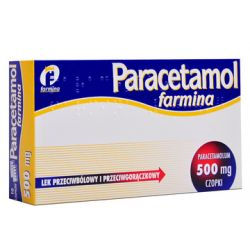 Paracetamol 500 mg - czopki * 10 szt