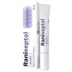 Raniseptol * żel na blizny * 20 ml