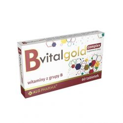 B  Vitalgold Complex * 60 tabletek