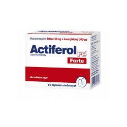 Actiferol FE Forte * 60 kapsułek