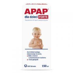 Apapa Forte * zawiesina dla dzieci 0,04 g * 150 ml