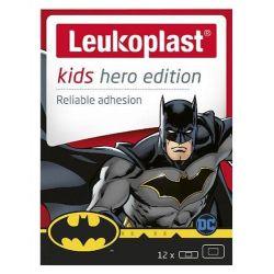 Plast. Leukoplast kids hero edition 12 *12szt