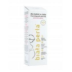 Biała Perła * pasta do zębów dla kobiet w ciąży i karmiących * 75 ml
