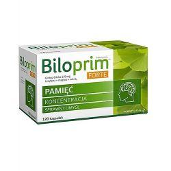 Biloprim Forte * 120 kapsułek