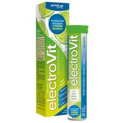 ElektroVit * elektrolity o smaku limonki * 20 tabletek rozpuszczalnych