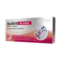 MultiVit Dla Kobiet * 60 kapsułek