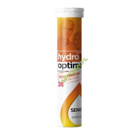 Hydro Optima Senior D 3 * tabletki rozpuszczalne * 20 sztuk
