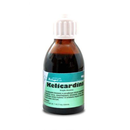 Kelicardina - krople * 40 g