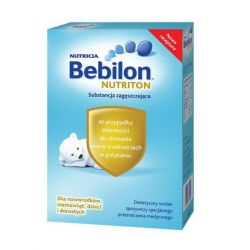 Bebilon Nutriton * Preparat zagęszczający mleko * 135g