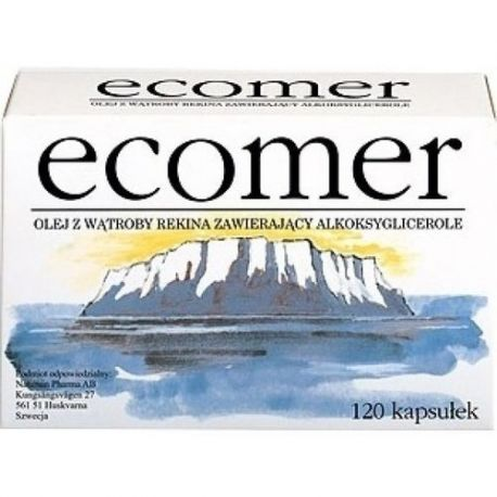 Ecomer Odporność * 120 kaps