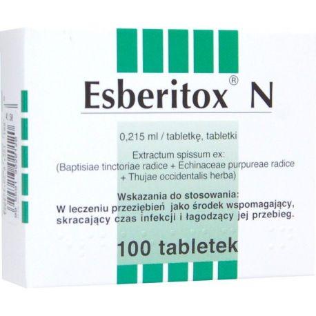 Esberitox N * 100 tabl