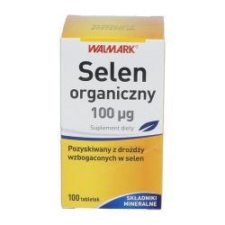 Selen 100 mcg * 100 tabletek