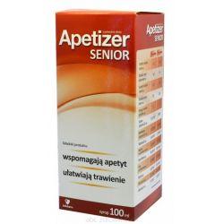 Apetizer senior - syrop * 100 ml