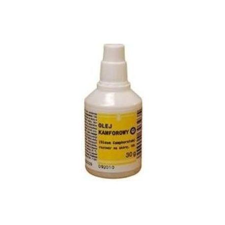 Olej Kamforowy* 30 ml