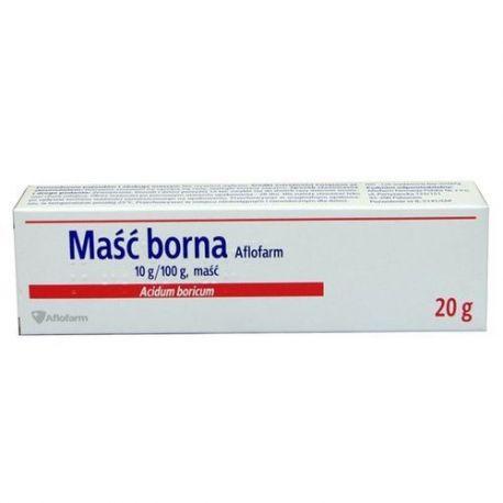Maść borna * 20 g