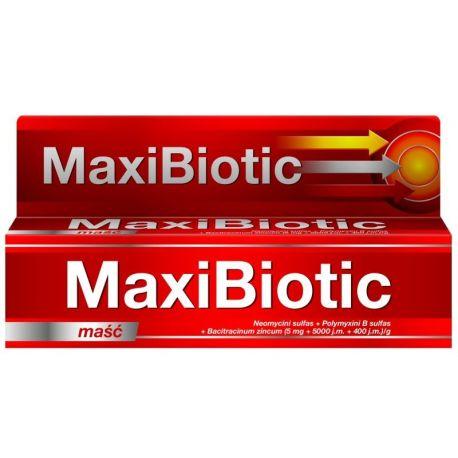 Maxibiotic - maść * 5 g