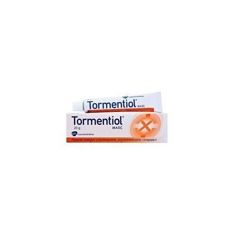 Tormentiol - maśc * 20 g