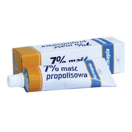 Maśc propolisowa 7 %  * 20 g