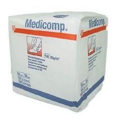 Medicomp * Kompresy niejałowe,10x10 cm * 100 szt