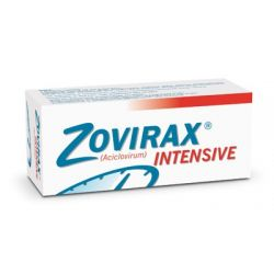 Zovirax Intensive - krem * 2 g