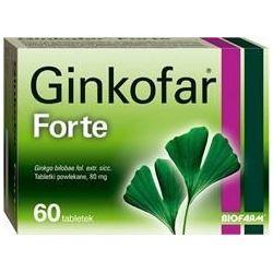 Ginkofar Forte * 60 tabl