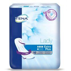 Tena Lady Extra Plus * Pieluchy anatomiczne *  16 szt