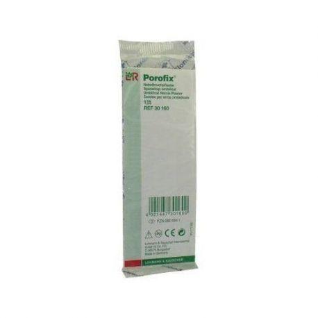 Porofix - Plaster na przepuklinę pępkową - 1 szt