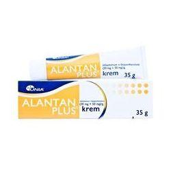 Alantan plus - krem * 35 g