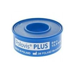 Polovis Plus - Plaster * 5 m x 12,5 cm - 1 szt