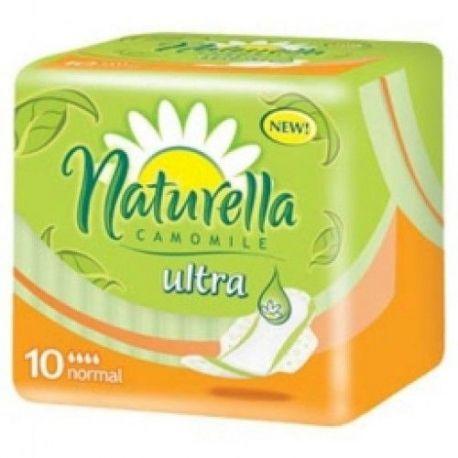 Naturella Ultra Normal * Podpaski  ze skrzydełkami * 10 szt