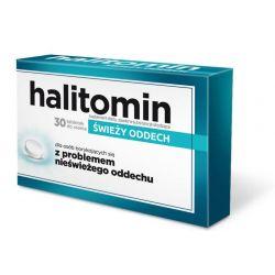 Halitomin * 30 tabl.