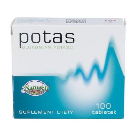 Potas 80 mg * 100 tabl