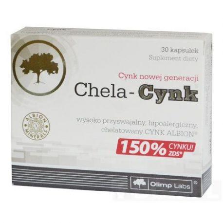 Olimp Chela- Cynk * 30 kaps