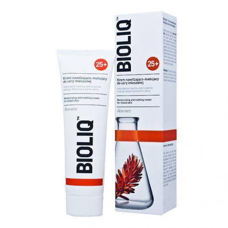 Bioliq 25+ *  Krem nawilżająco - matujący * cera mieszana - 50 ml * + zestaw próbek Bioliq GRATIS !