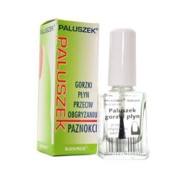 Paluszek * Gorzki płyn przeciw obgryzaniu paznokci * 10 ml