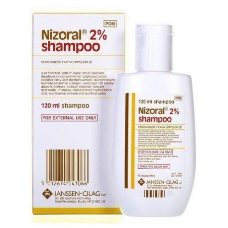 Nizoral - szampon leczniczy * 120 ml